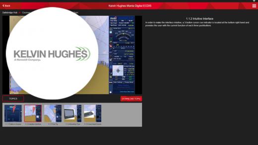 Kelvin Hughes Manta Digital ECDIS