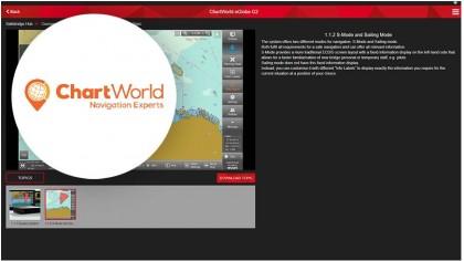 ChartWorld eGlobe G2