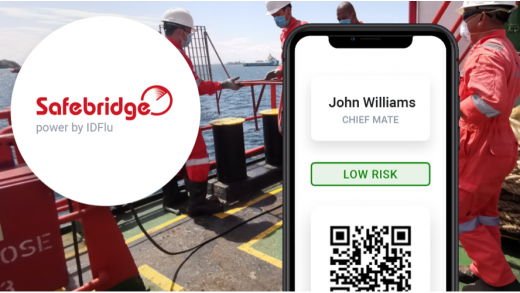 CrewCare App - IMO Crew Change Questionnaire for Seafarers